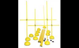 Překážkový set s tyčkou