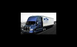 Nákladní kamionová přeprava do Skandinávie