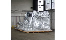Packaging of machinery and goods for export – export packaging to protect shipments from damage the Czech Republic