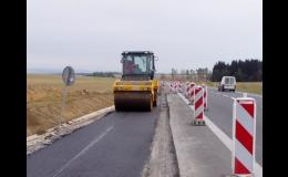 Zaměřujeme se na výstavby silnic, rekonstrukce komunikací