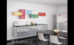 T.lacq lackierte Türen vom Hersteller aus der Tschechischen Republik - Formenauswahl in Fräsen der Türen