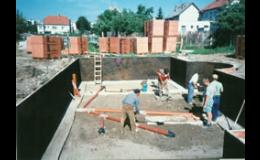 Provádění inženýrských staveb Vysočina