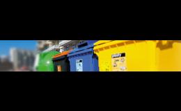 Wie Abfall in Prag richtig zu sortieren , was bedeutet jede Farbe Tschechien