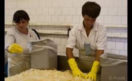 Výroba a prodej zelí Nošovice