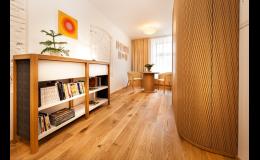 Flexibilní desky na bázi dřeva