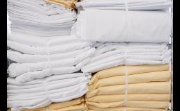 Prádelna a čistírna prádla pro hotely a restaurace Rýmařov