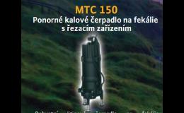 Kvalitní ponorná kalová čerpadla