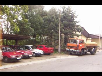 hasičský zásah (s využitím požární techniky) Praha