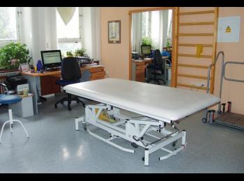 Prostory pro rehabilitaci