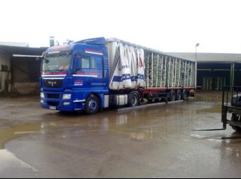 vnitrostátní kamionová doprava