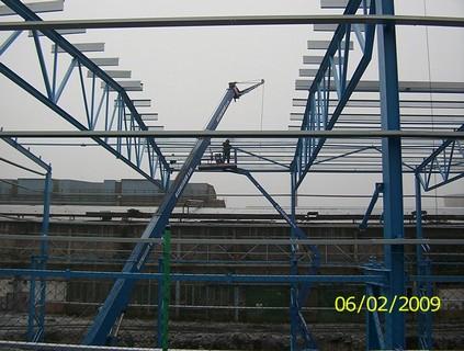 Dodávka a montáž ocelových konstrukcí