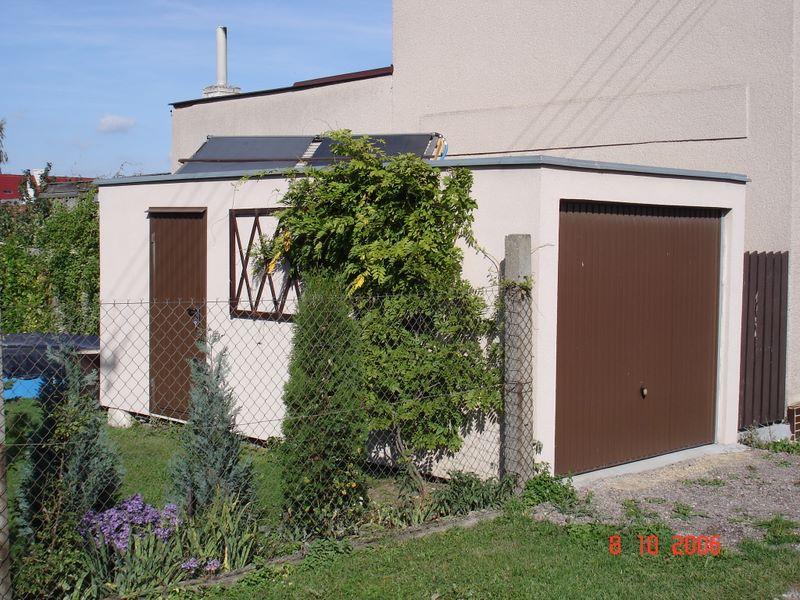Výroba garáží Praha