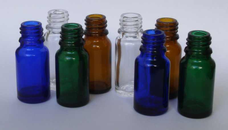 Obalový materiál, skleněné obaly pro farmaceutický, chemický a potravinářský průmysl