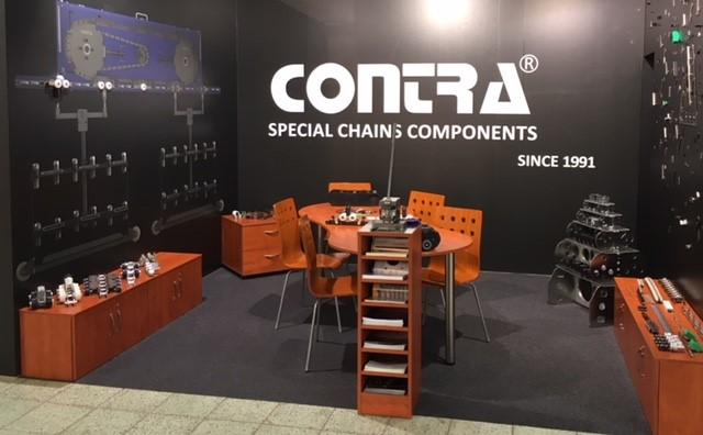 CONTRA Praha, s.r.o. Distribuce průmyslových řetězů Brno