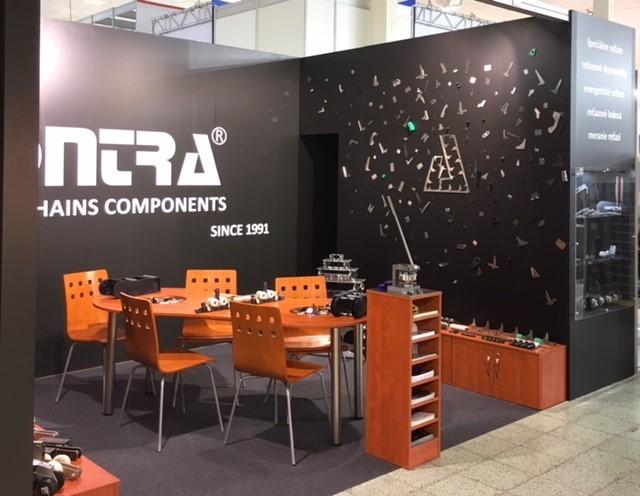 CONTRA Praha, s.r.o. Distrubuce průmyslových řetězů Cheb