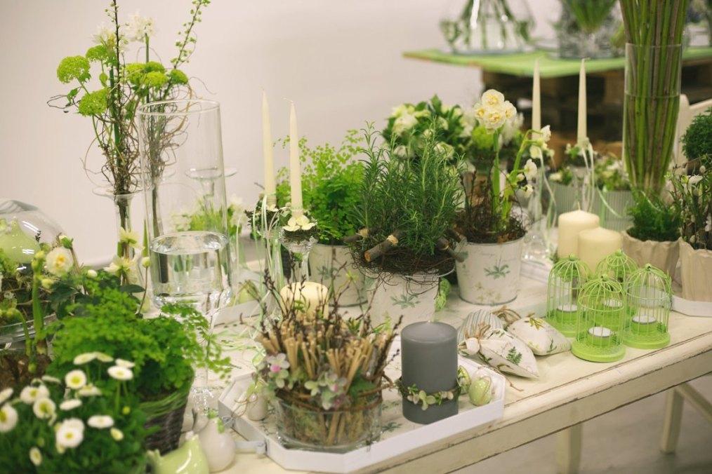 Dekorace pro floristy, květinářství a dárkové obchody