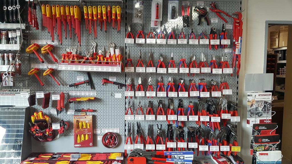 Ruční nářadí - prodej Brno