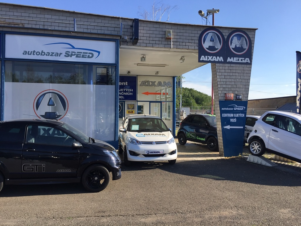 Autoservis Ford Kladno