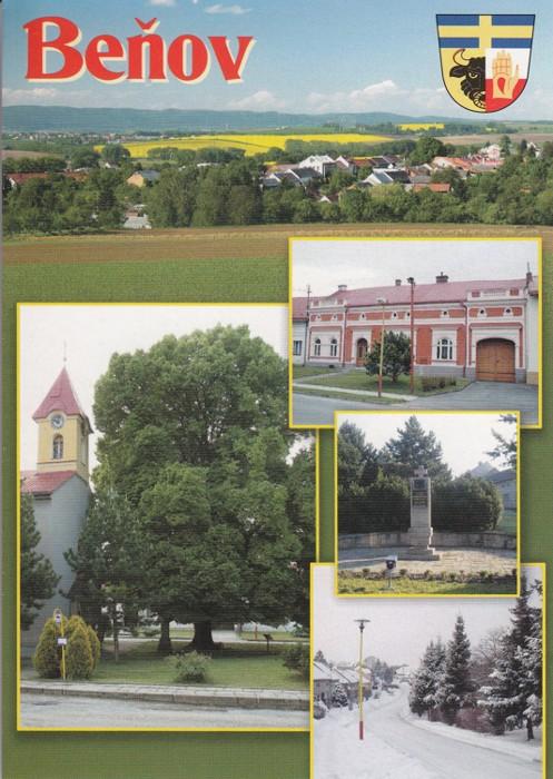 Obec Beňov