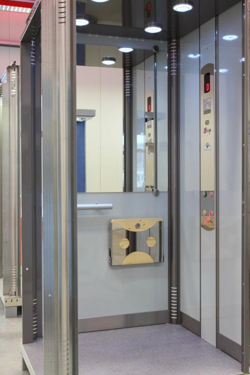 Rekonstrukce výtahů Ostrava, Olomouc