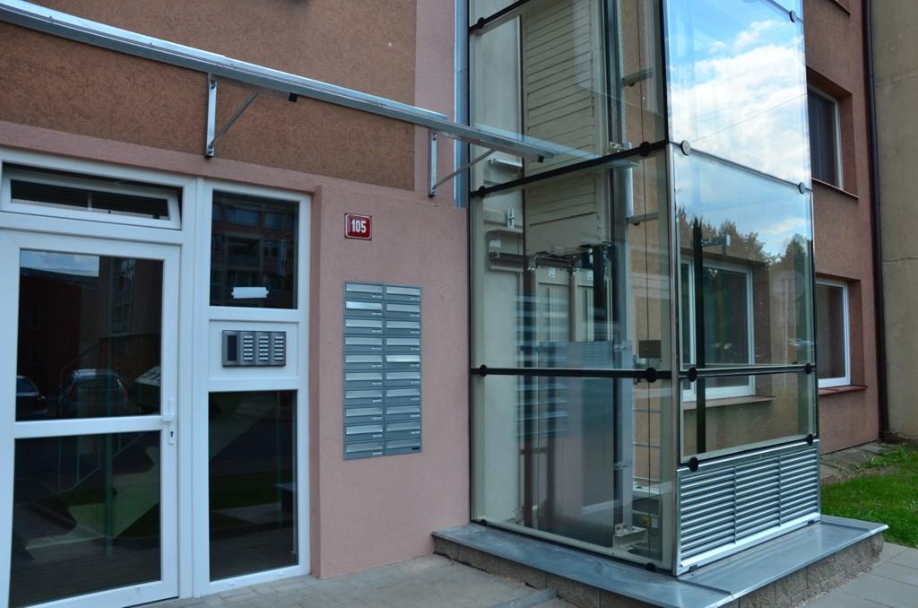 Instalace výtahů a plošin pro imobilní lidi Ostrava