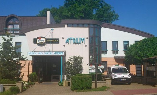 Penzion pro seniory Atrium Liberec SENIORSERVIS o.p.s.