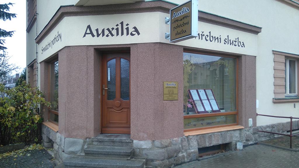 H&H AUXILIA s.r.o. Pohřební služba Nový Bor