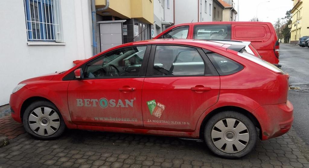 BETOSAN s.r.o. Hydroizolace Praha