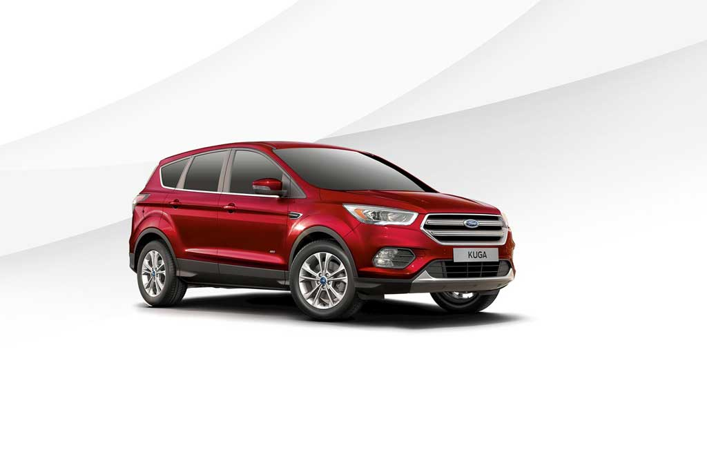 Ford Kuga Top edition