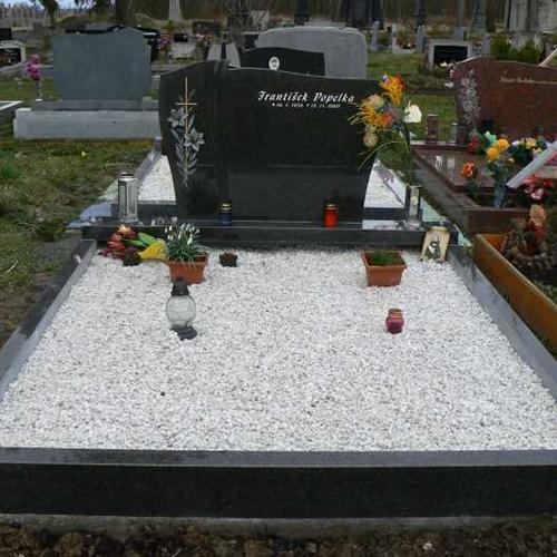 Výroba náhrobků a luxusních hrobů