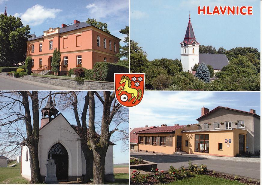 Obec Hlavnice Obecní úřad