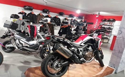 MOTOMO, s.r.o. Prodej motorek a prislusenstvi HONDA