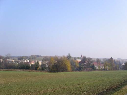 Obec Horní Loděnice
