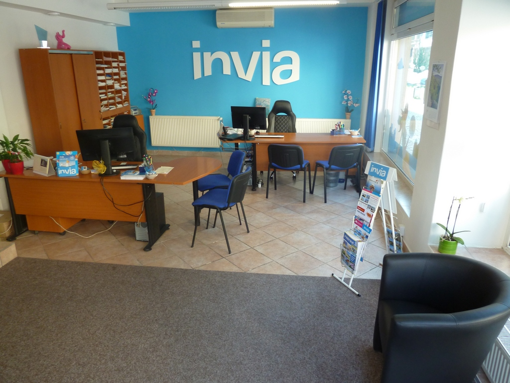 Cestovní agentura INVIA CZ Smluvní partner -  pobočka Liberec