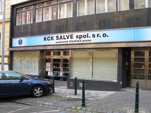 KCK Salve, s.r.o. Zdravotnické zařízení Praha 2
