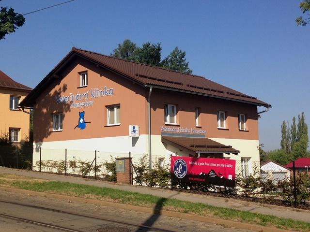 Veterinarni klinika Hanychov
