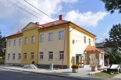 Obec Křišťanovice Obecní úřad