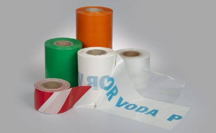 LDPE výstražné pásky