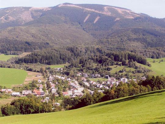 Obec Loučná nad Desnou