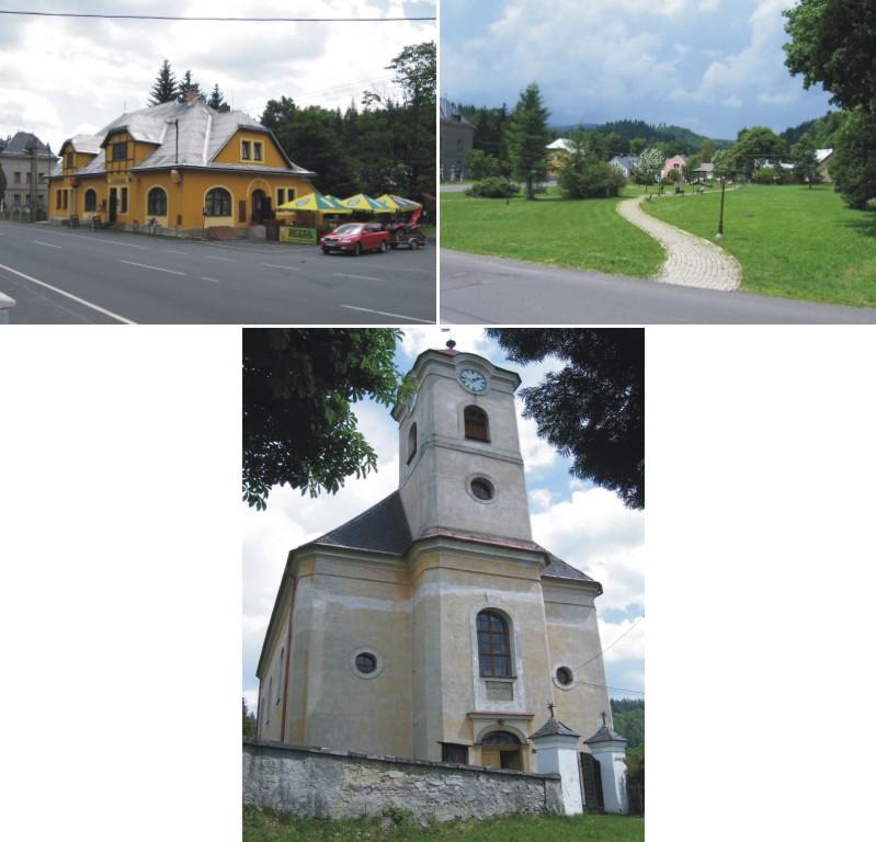 Obec Mala Moravka Obecni urad