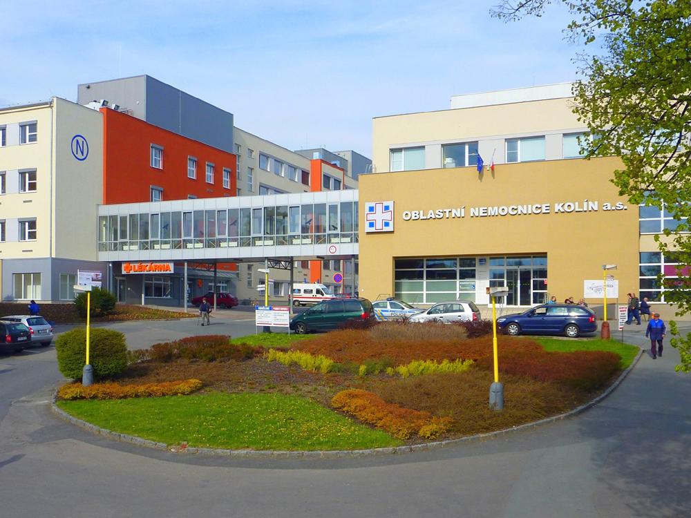 Oblastni nemocnice Kolin, a.s., nemocnice Stredoceskeho kraje