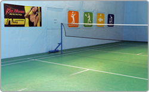 Badminton Ostrava
