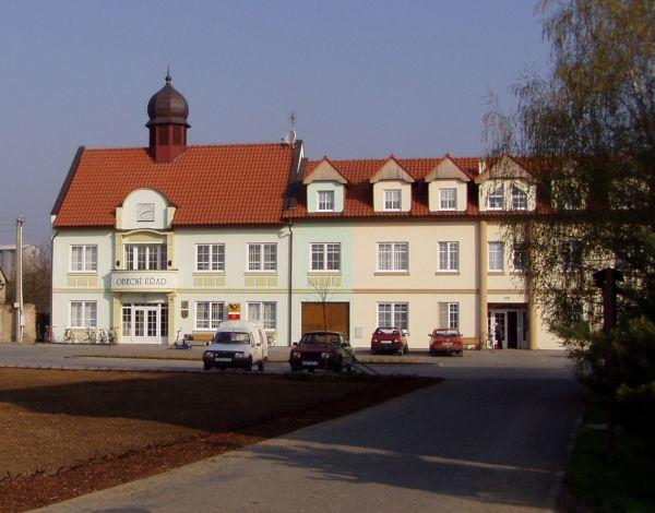 Obec Osek nad Bečvou Obecní úřad