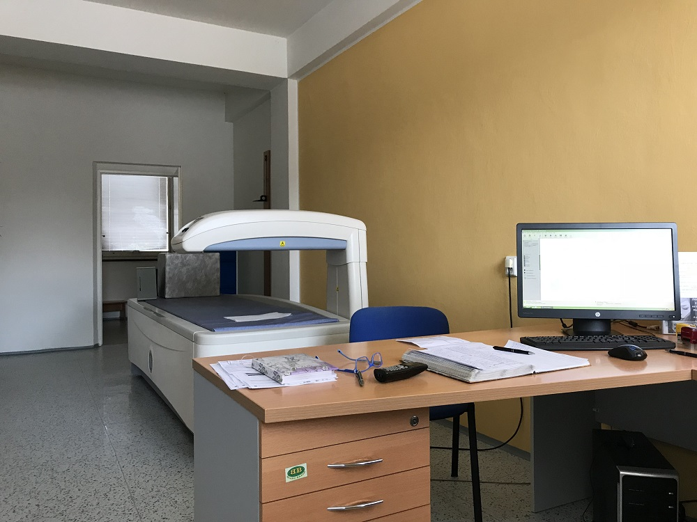 Zdravotnické zařízení - osteocentrum