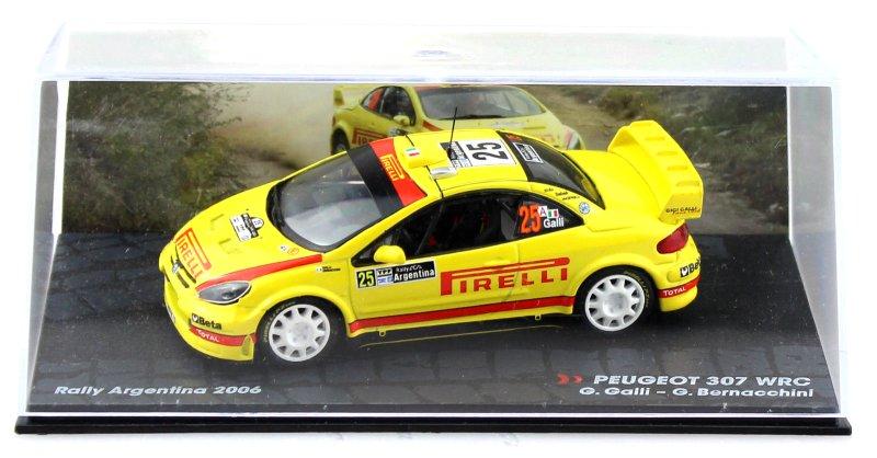 Peugeot 307 WRC n. 25 Rally Argentina 2006