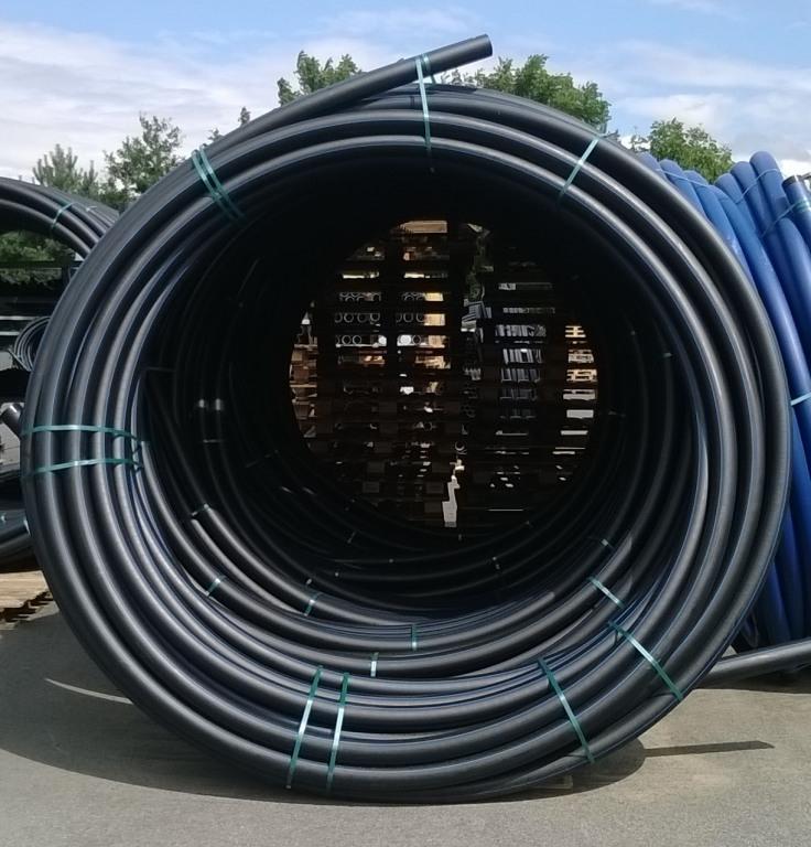 PE potrubí - voda, kanalizace, plyn - výroba