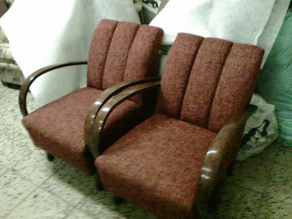 Opravy sedacích souprav