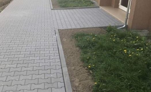 Realizace chodníku Ivančice