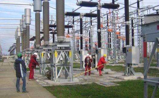 Elektrická zařízení pro energetiku