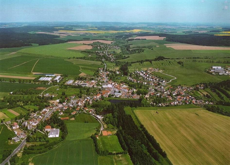 Městys Stonařov